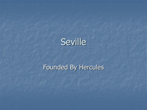 Seville Founded By Hercules