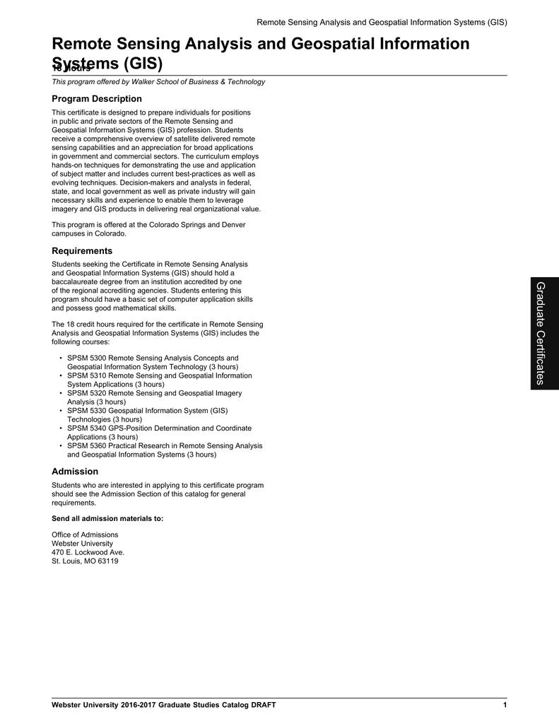 Gis Certificate Colorado Best Design Sertificate 2018