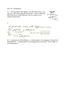 Phy 133 - Assignment 3