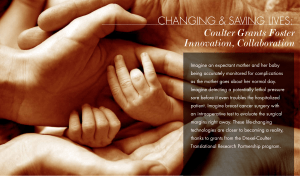 cHanging & saving lives:  Coulter Grants Foster Innovation, Collaboration