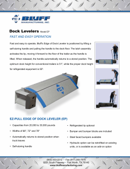 Loading dock equipment products built for safety reliability and dock levelers fast and easy operation publicscrutiny Choice Image