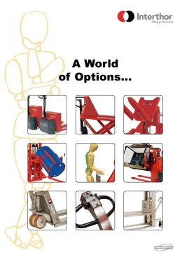 A World of Options... www.logitrans.com www.