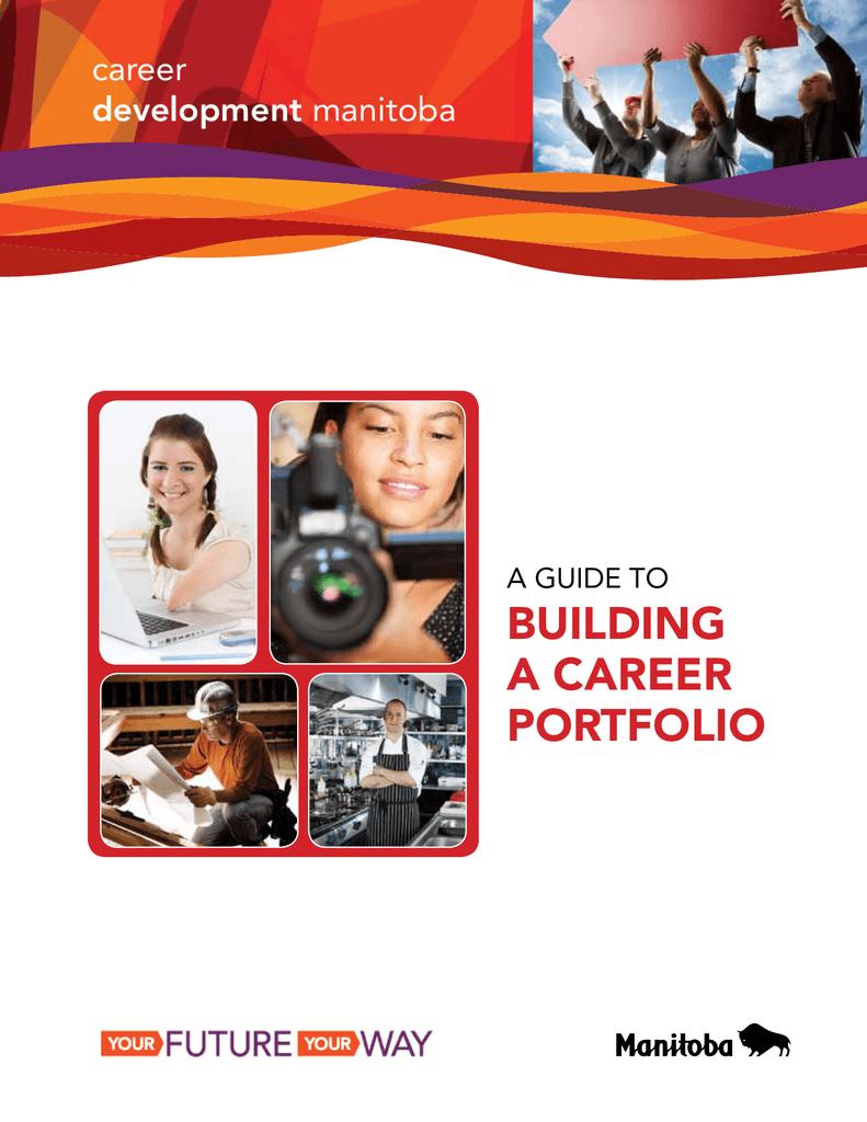 building a career portfolio career