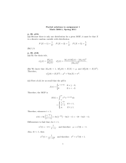 Partial solutions to assignment 1 Math 5080-1, Spring 2011 p. 88, #34.