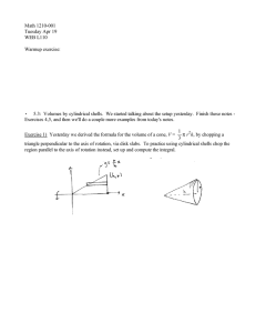 Math 1210-001 Tuesday Apr 19 WEB L110 Warmup exercise: