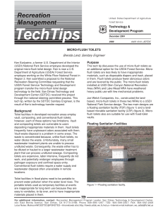 TechTips Recreation Management Technology &