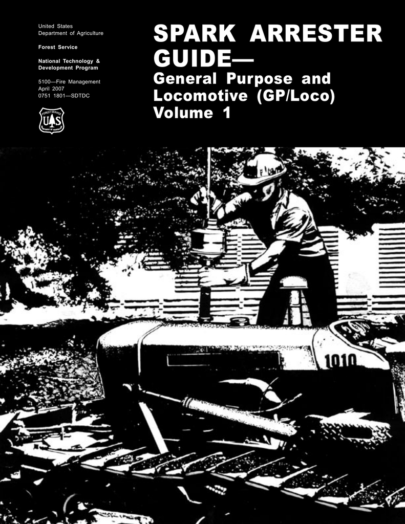 Spark Arrester Guide General Purpose And Locomotive Gp Loco Ef1000is Inverter Generator Wiring Diagram Click Image To Enlarge