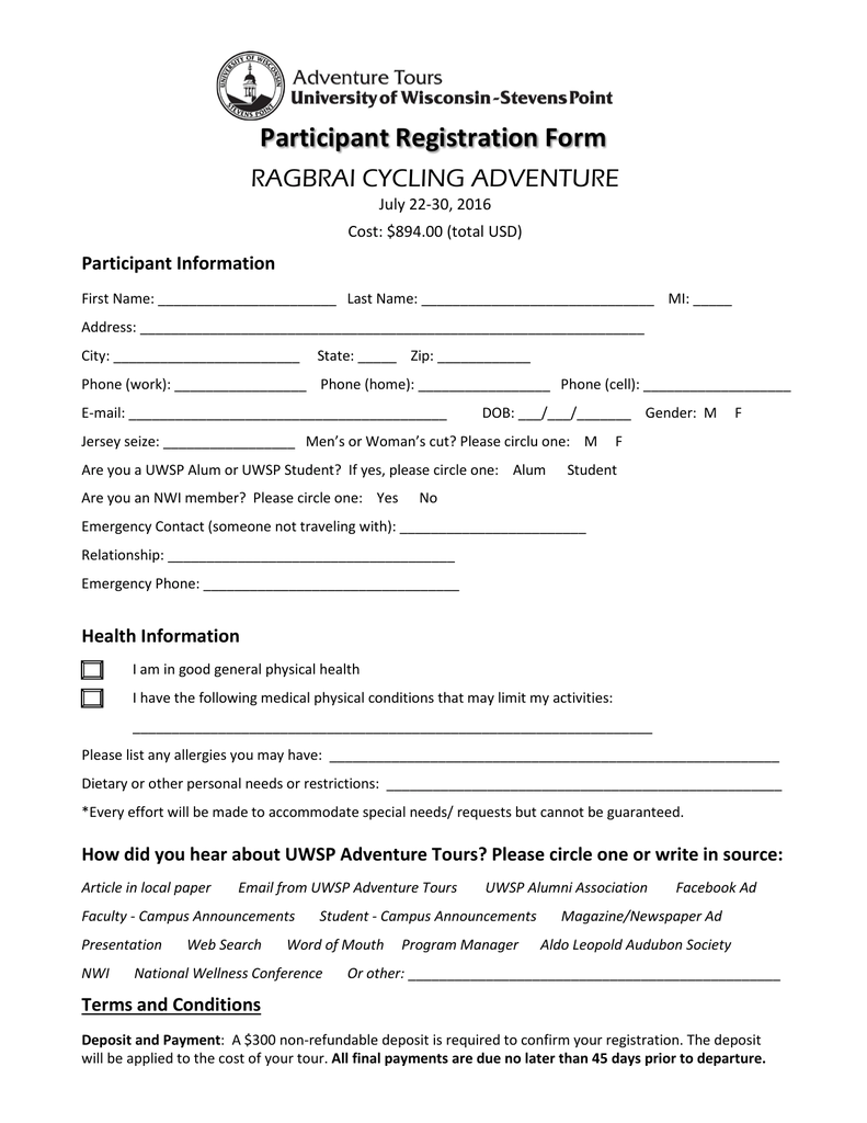 how to write a registration form