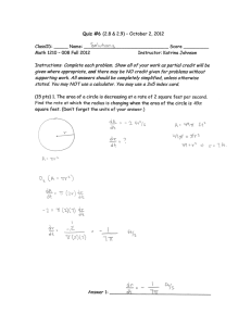 Worksheet: Normal Approximation to Binomial Distribution