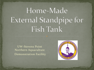 UW-Stevens Point Northern Aquaculture Demonstration Facility
