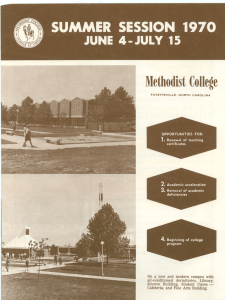 Methodist College II