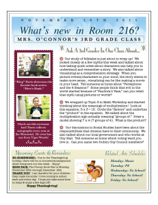 What's new in Room 216? z