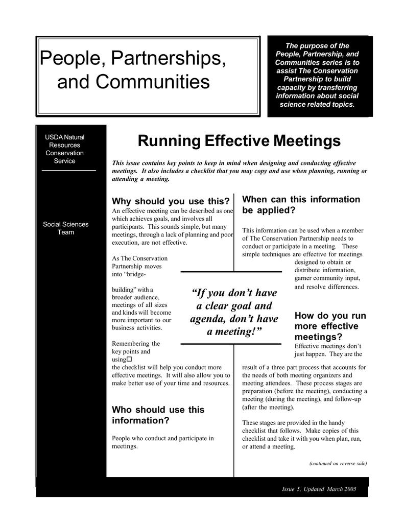 making meetings work tropman john e