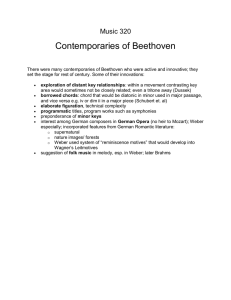 Contemporaries of Beethoven Music 320