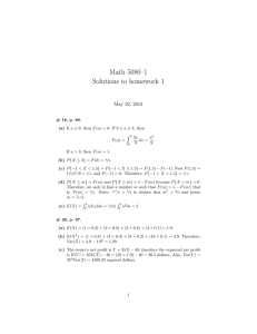 Math 5080–1 Solutions to homework 1 May 22, 2012