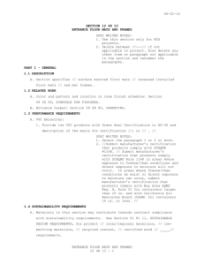 06-01-14  SPEC WRITER NOTES: 1. Use this section only for NCA