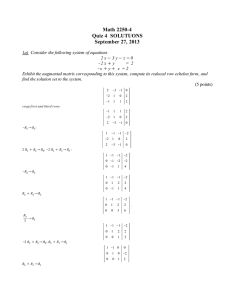 Math 2250-4 Quiz 4  SOLUTUONS September 27, 2013