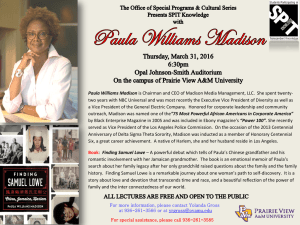 Paula Williams Madison