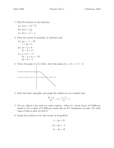 Math 1090 Practice Test 1 6 February, 2012