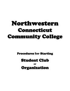 Northwestern Connecticut Community College