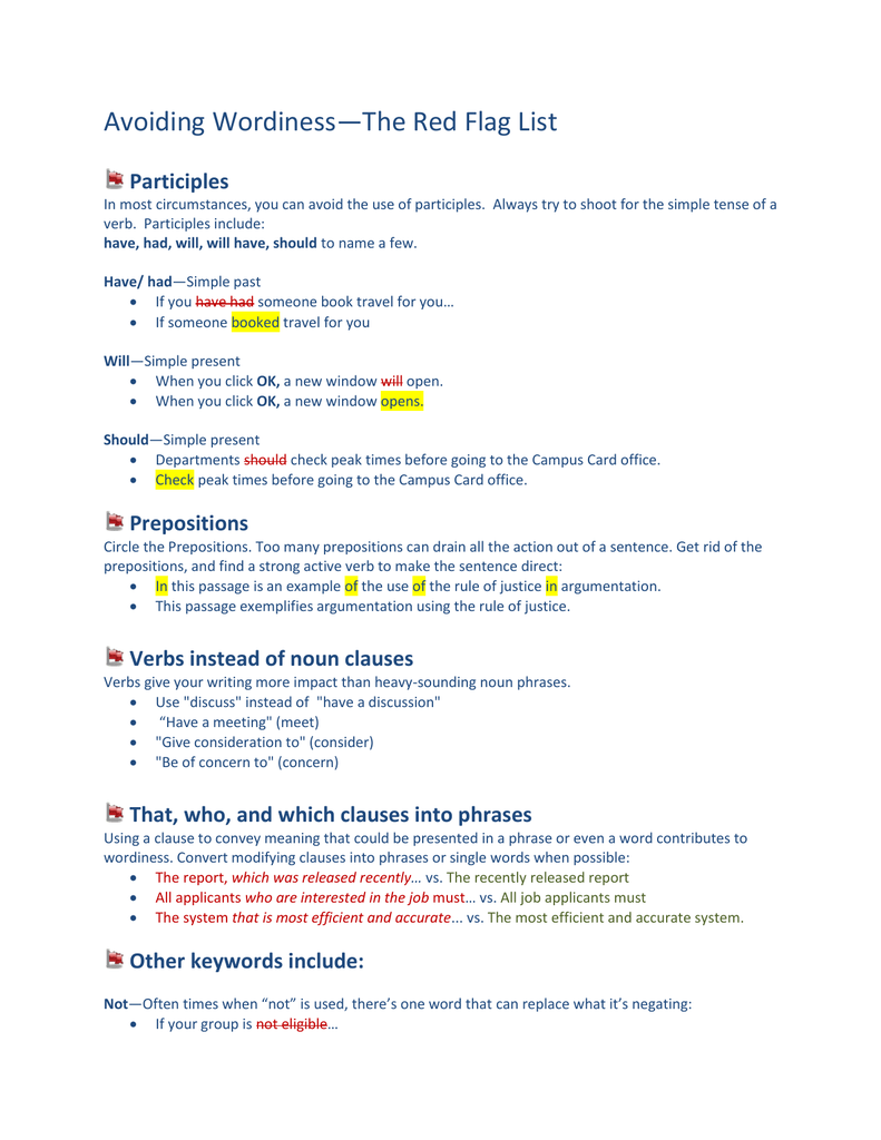 Participial sacrament: example, definition, rules 1