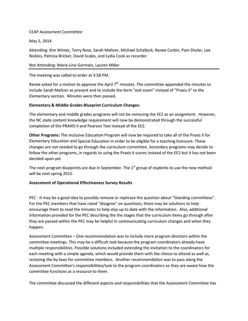 Ceap assessment committee may 5 2014 attending kim winter terry ceap assessment committee may 5 2014 attending kim winter terry rose sarah meltzer michael schallock renee corbin pam shuler lee xflitez Image collections