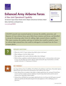 Army PowerPoint - Special Forces