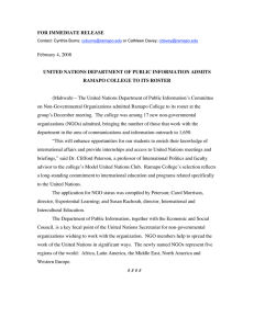 FOR IMMEDIATE RELEASE February 4, 2008