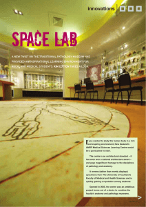 Space lab innovations