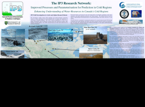 The IP3 Research Network: