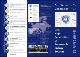 Distributed Generation now to