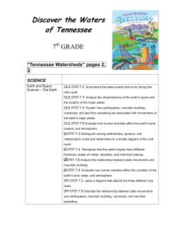 Discover the Waters of Tennessee  7