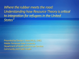 Where the rubber meets the road: Understanding how Resource Theory is