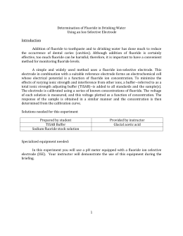 5.Calcium nitrate and ammonium fluoride react to form