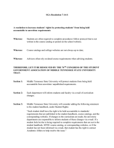 SGA Resolution 7-14-S