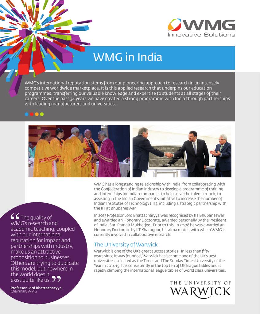 wmg dissertation template