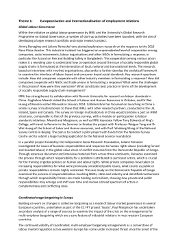 questions for labour relations assignment 1 Unit 2 collective labour law question 1 a) explain what a trade union is and how a trade union may gain recognition from an employer the trade union and labour relations (consolidation) act 1992, looks into whether a trade union is temporary or permanent and is made up of members who are mainly working in one or more descriptions.