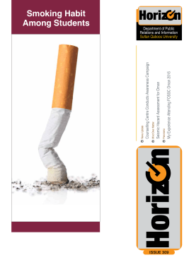 essay smoking habit among students The effect of smoking and drinking habits on the performances consumption of alcohol and cigarettes among the students with respect to smoking habit.