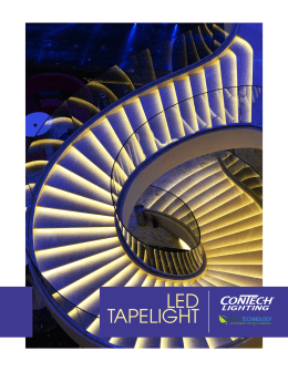LED TAPELIGHT