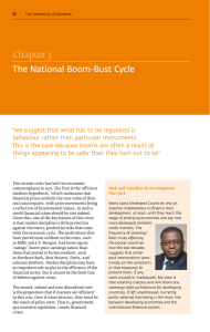 Chapter 3 The National Boom-Bust Cycle
