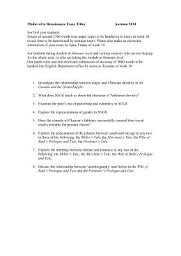 Essay With Thesis Medieval To Renaissance Essay Titles Autumn  For First Year Students What Is The Thesis Of An Essay also Essay Format Example For High School For First Year Students Medieval To Renaissance Essay Titles Graduating From High School Essay