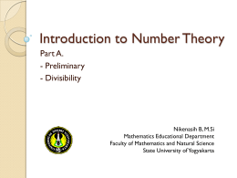 Introduction to Number Theory Part A - NIKEN.pdf