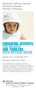 ENHANCING SERVICES AND TODDLERS FOR INFANTS