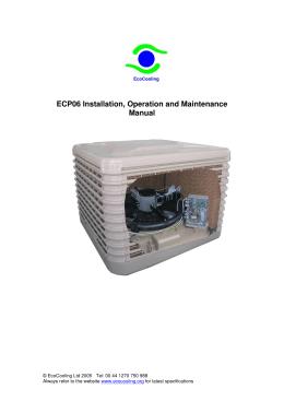 mx341 automatic voltage regulator avr ecp06 installation operation and maintenance manual