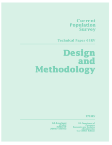 Design and Methodology Current