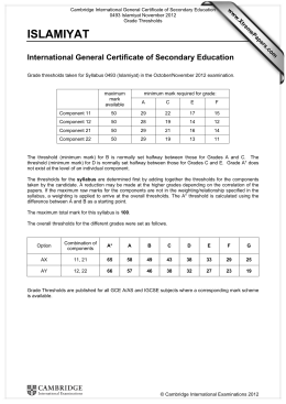 Xtremepapers cie syllabus Mathematics a Level