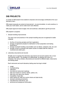 DIB PROJECTS