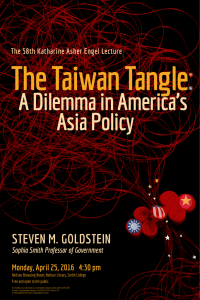 the taiwan tangle : A dilemma in America's Asia Policy
