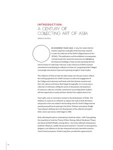 O A Century of Collecting Art of Asia A Century of