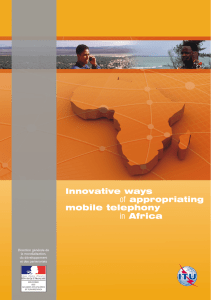 The Essential Report on IP Telephony BY THE GROUP OF EXPERTS